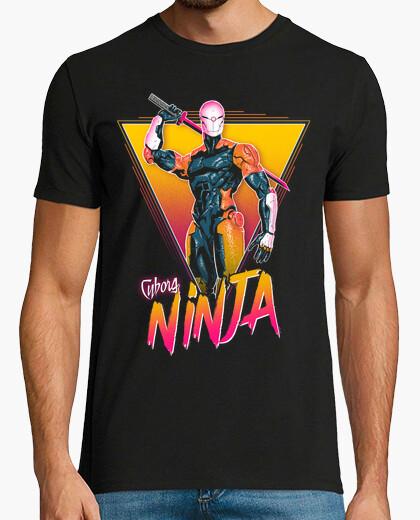 Camiseta Cyborg Ninja