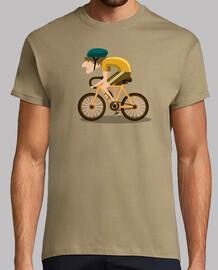 cyclisme sur route - jaune
