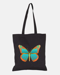 D12 Bolsa Psychedelic Monarch butterfly