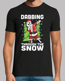 Dab Dalmatian Dog Christmas
