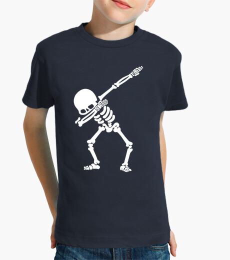 Abbigliamento bambino dab scheletro