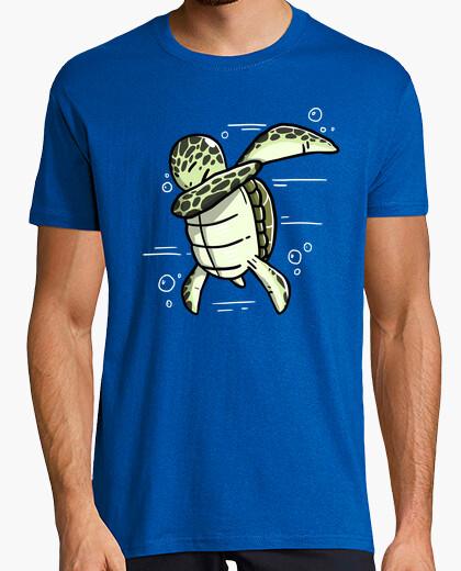 Tee-shirt Dab tortue marine!
