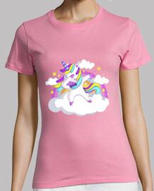 Dab Unicorn clouds