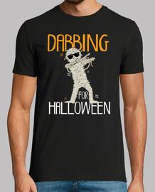 Dabbing For Halloween