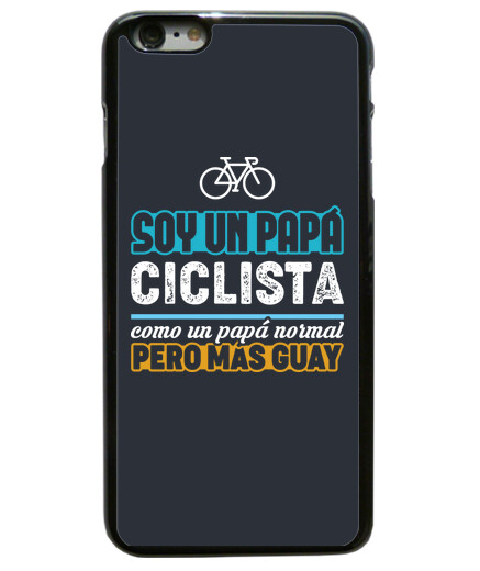 Open iPhone cases in spanish
