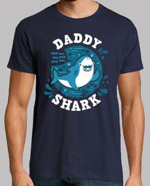 dad dy shark
