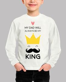 dad è il mio king