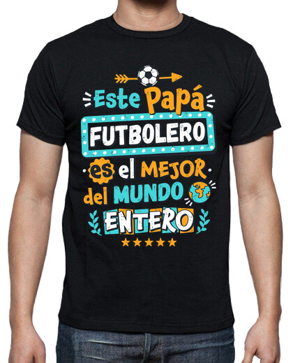 Open T-shirts football