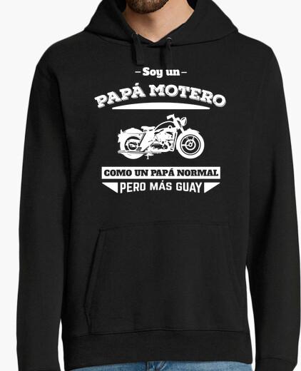 Dad motorcycle hoody