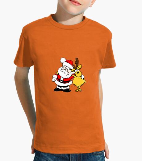 Dad reindeer children's clothes