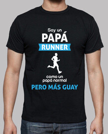 dad runner (like a normal but coolest dad)