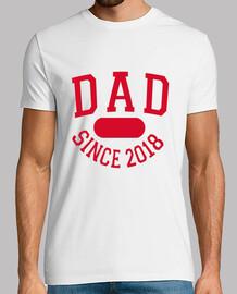 dad since 2018 man