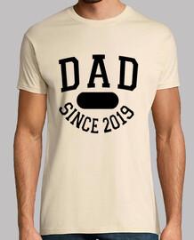 dad since 2019 man