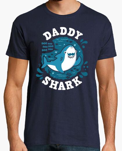 Camiseta Daddy Shark - nº 2061236 - Camisetas latostadora 94ae20d563b3e