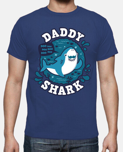 daddy shark stroke