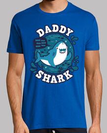 Daddy Shark trazo
