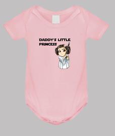 Daddy's little princess Leia - Bebé