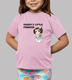 Daddy's little princess Leia - Niña
