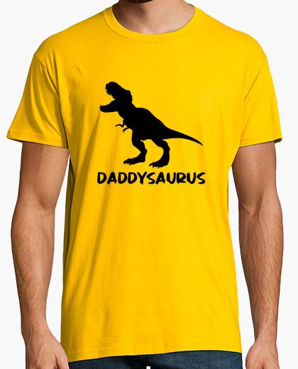 T-shirt Daddysaurus, T-rex dad, Dad funny gift