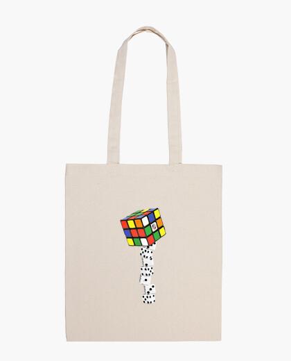 Dados & Rubik bolsa
