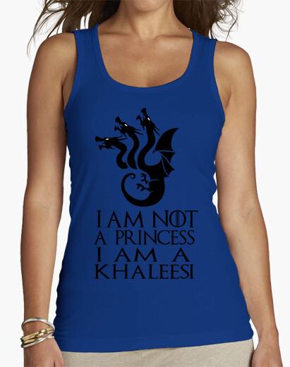 Camiseta daeneis juego targareyen del trono