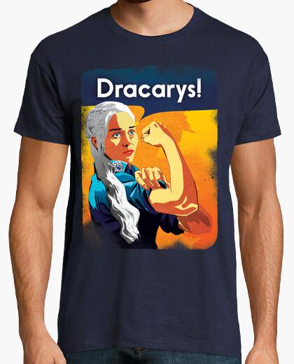 T-shirt daenerys can farlo 2