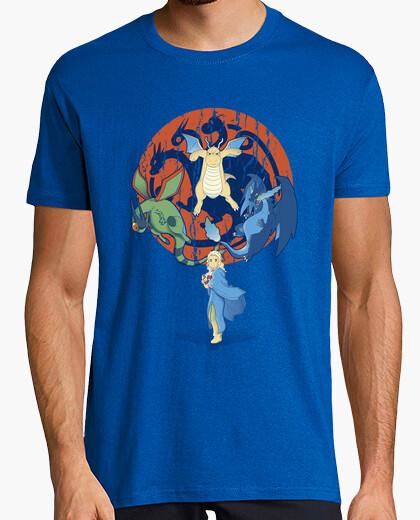 Tee-shirt Daenerys, dresseuse de pokemon