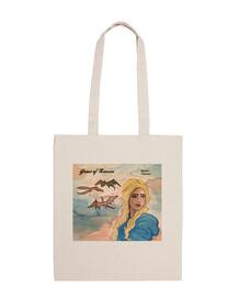 Daenerys Illustrazione acquerelli