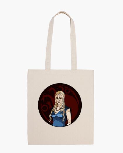 Bolsa Daenerys Targarien - MorganaArt