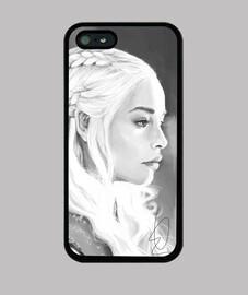 Daenerys Targaryen Iphone 5 - Juego de Tronos