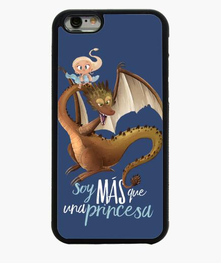 Funda iPhone 6 / 6S Daenerys Targaryen Khaleesi - funda móvil