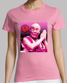 Dalai Lama, flor