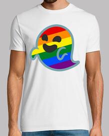 Dale la espalda al fascismo fantasmita arcoíris