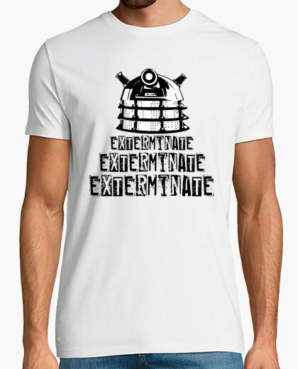 Tee-shirt dalek