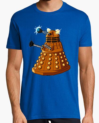 Dalek dr who camisetas frikis robot