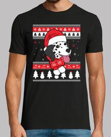 dalmatien chien noel