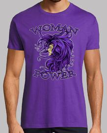 dame dans le violet 2
