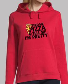 dame de comer pizza y dime que soy boni