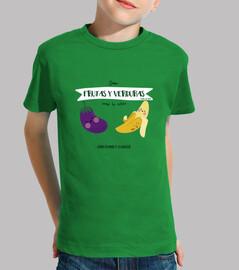 Dame FRUTAS Y VERDURAS todos los días - Verde