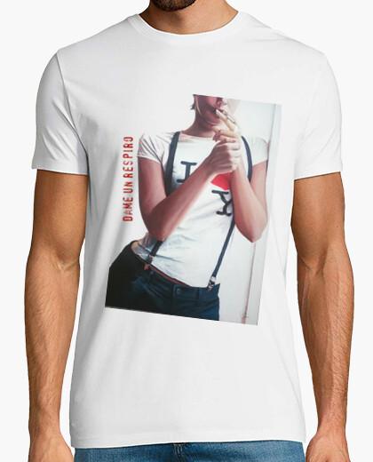 Camiseta Dame un respiro