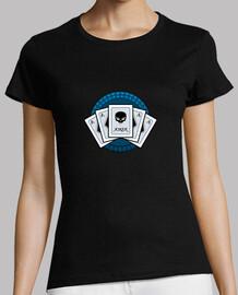 dames joker t-shirt
