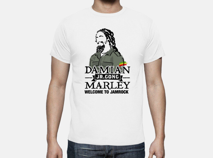 damian marley welcome to jamrock - 700×520