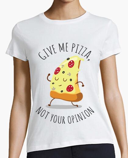 T-shirt dammi la pizza