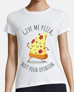 dammi la pizza