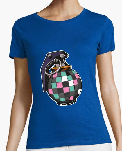 Camiseta Dance Bomb Girl