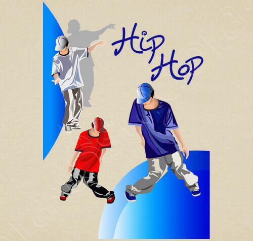 T Shirt Danza Hip Hop 1489981 Tostadora It