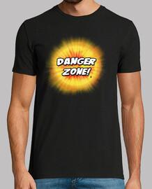 Danger zone (camisetas)