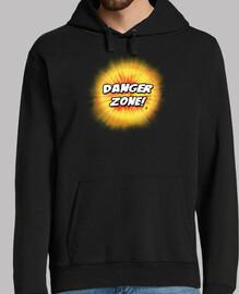 Danger zone (sudaderas)