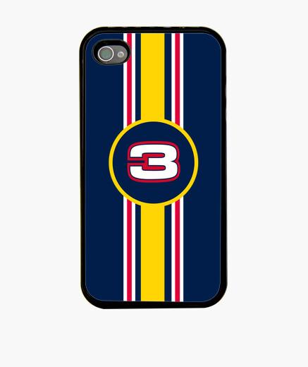 Funda iPhone Daniel Ricciardo #3