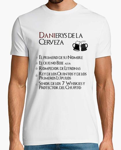 Camiseta DANIerys de la cerveza